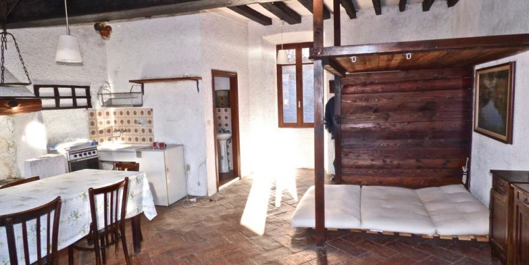 Apartment San Siro - living room