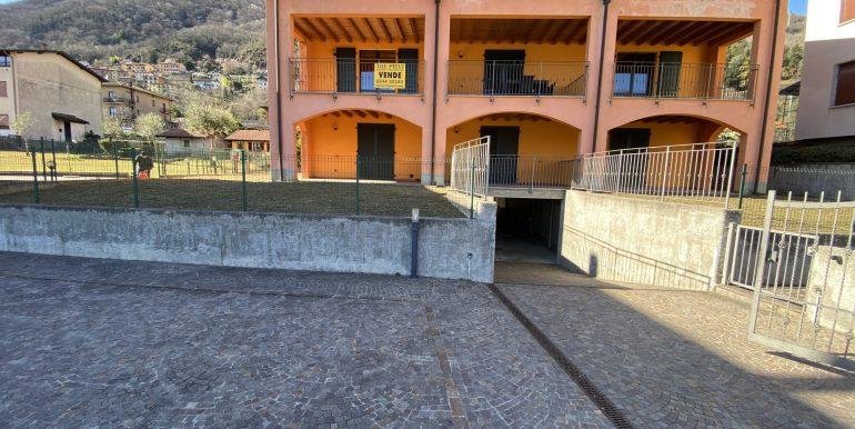 Apartment San Siro Lake Como - outside