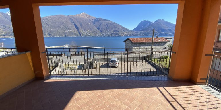 Apartment San Siro Lake Como - terrace