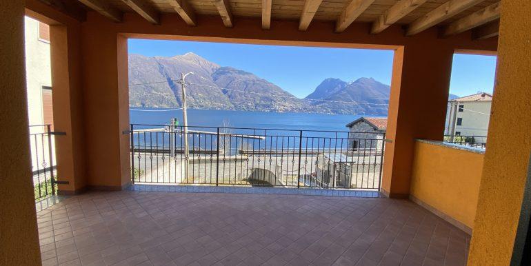 Apartment San Siro Lake Como - wide terrace