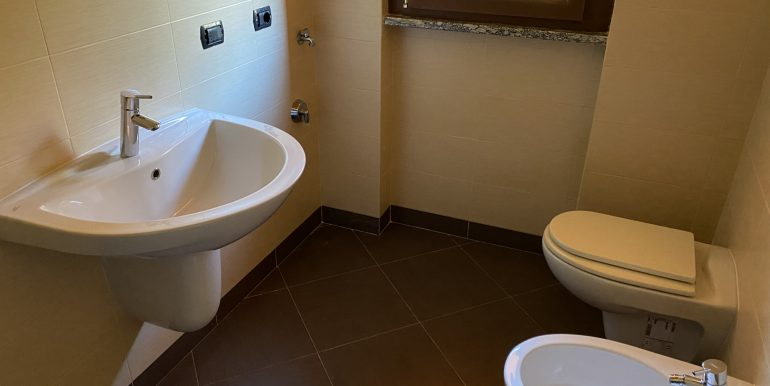 Apartment San Siro Lake Como - bathroom