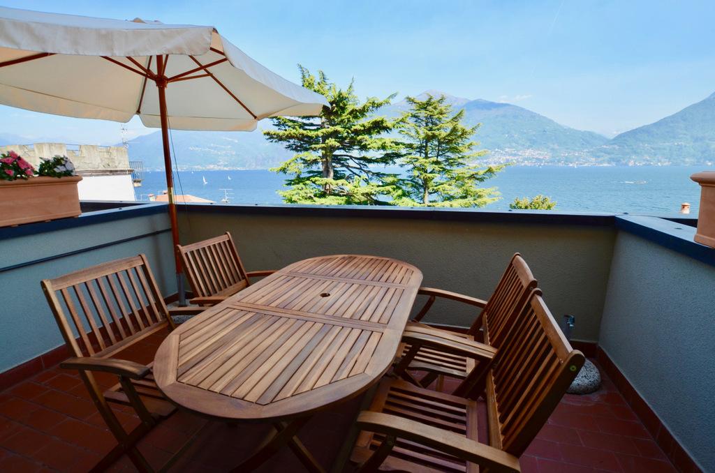 Lake Como San Siro Apartment With Terrace And Lake View
