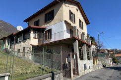 Apartment with Terrace Tremezzina Lake Como - front