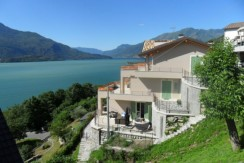 Lake Como Gera Lario Apartment with Terrace