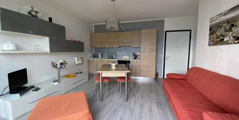 Apartment Lake Como Residence with Pool Domaso  living room