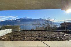 Modern Apartment for sale Vercana lake Como