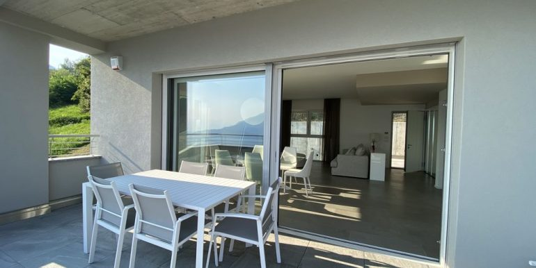 Lake Como Vercana Luxury Apartment with Terrace