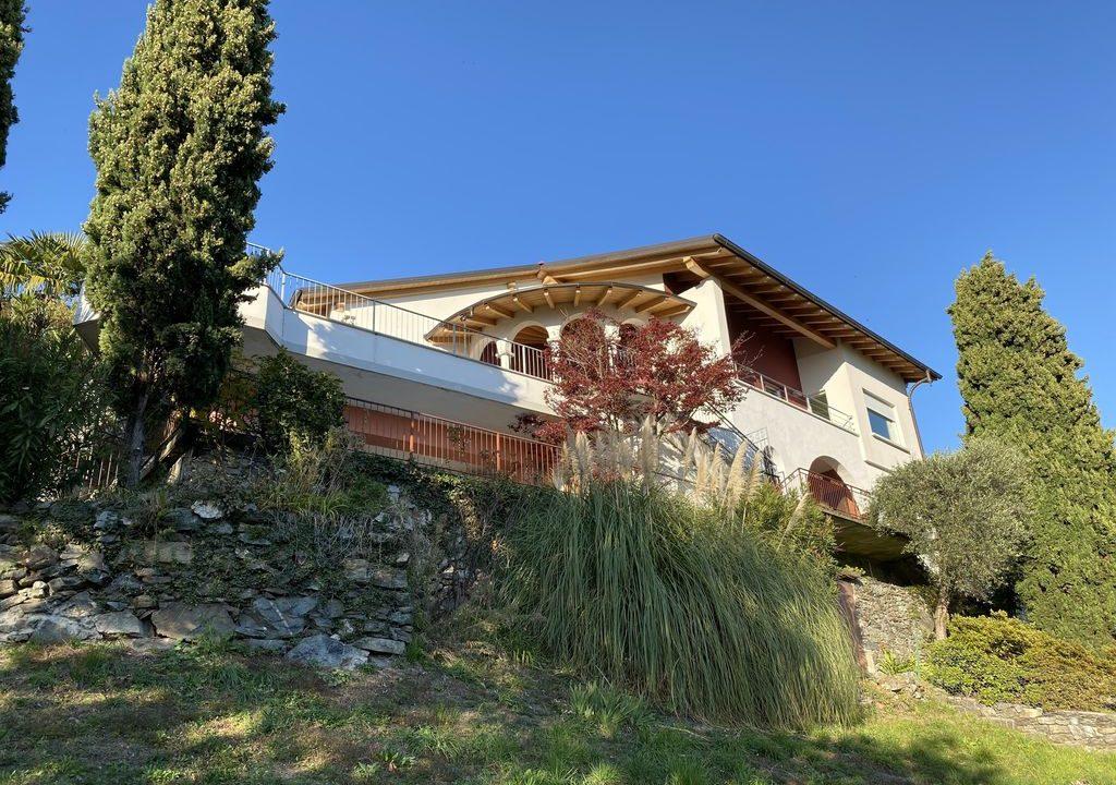Lake Como Domaso Apartment with Swimming Pool - house