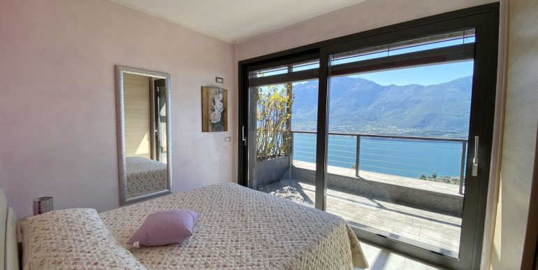 Appartamento Vercana Lago Como - soggiorno