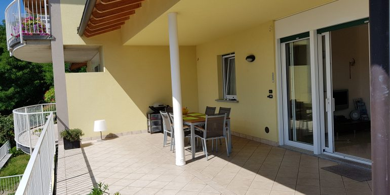 Apartment with Terrace and Lake View Domaso - sunny