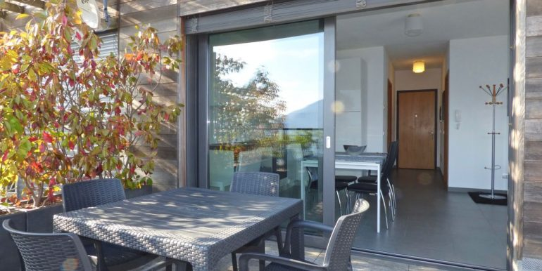Apartment Vercana with terrace