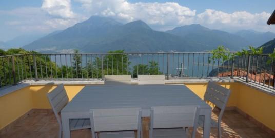 Apartment Lake View Gravedona ed Uniti Lake Como
