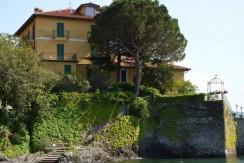 Lake Como Varenna Apartment Directly on the Lake garage