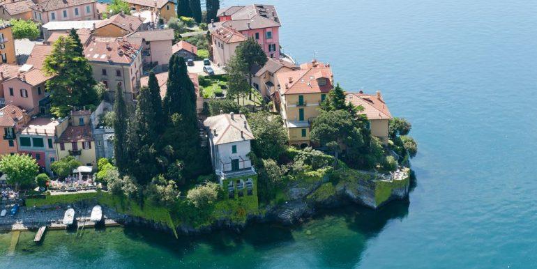 Varenna Apartment Front Lake