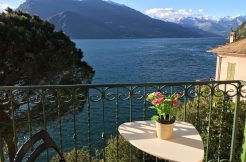 Varenna Apartment Front Lake with balcony
