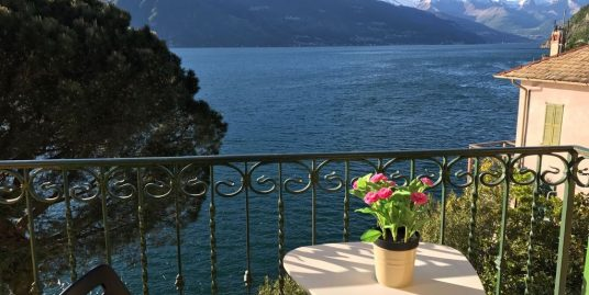 Varenna Apartment Front Lake Como
