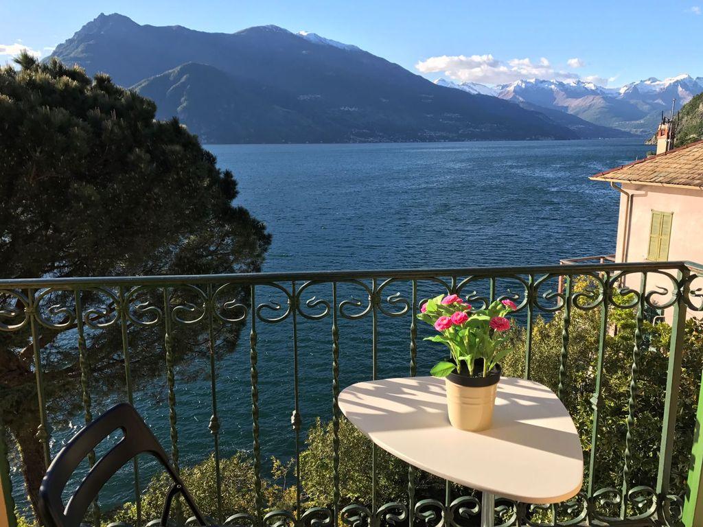 Varenna Apartment Front Lake Como
