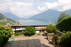 Lake Como Gravedona ed Uniti Apartment with Lake View