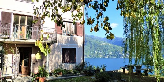 Homes Lake Como Carate Urio with garden