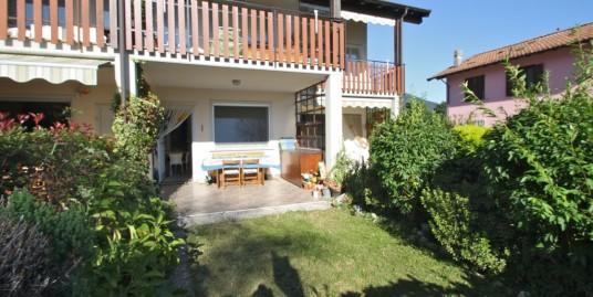 Lake Como Sorico Apartment with Garden