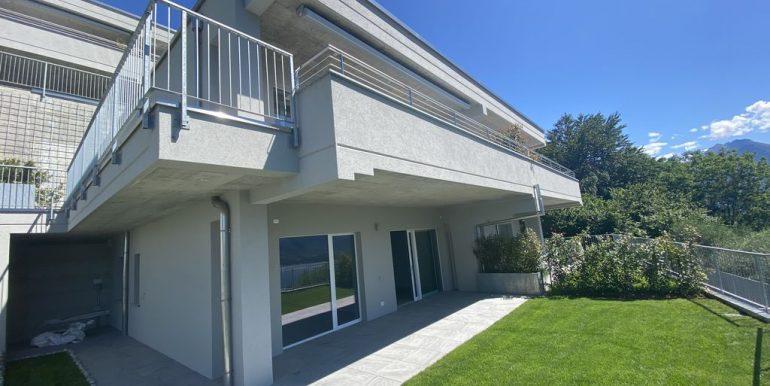 Apartments in Modern Residence Lake Como Domaso - sunny