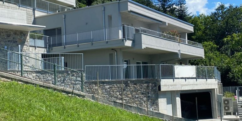 Apartments in Modern Residence Lake Como Domaso. - new
