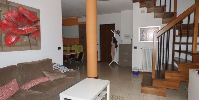 Apartment Sorico on 2 floors