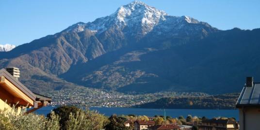 Apartment with Lake View Domaso Lake Como