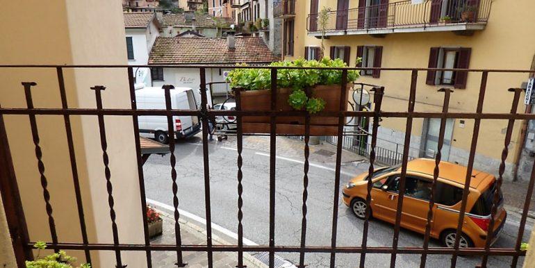 Balcony in apartment -  Lake Como - Argegno