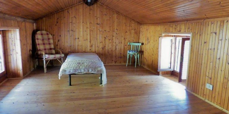 Bedroom in attic floor - Argegno