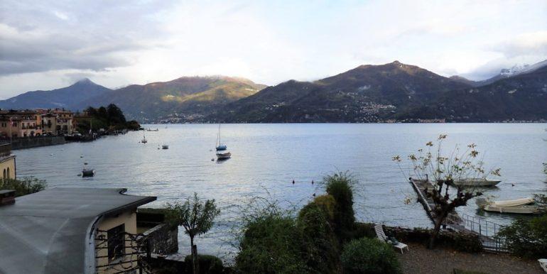 Menaggio Front Lake view