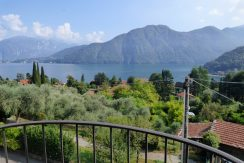 Tremezzina lake view