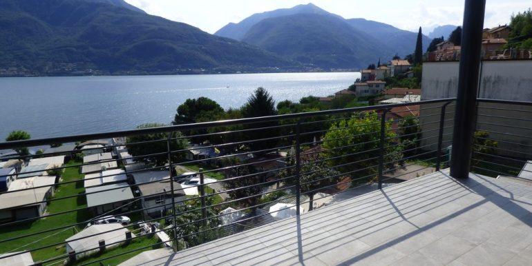 Modern apartments Lake Como Pianello del Lario - Terrace