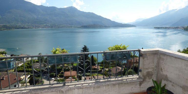 Apartment Gera Lario terrace
