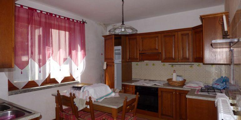 Apartment Gera Lario kitchen