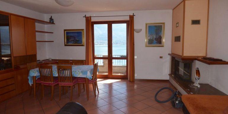 Apartment Gera Lario living room