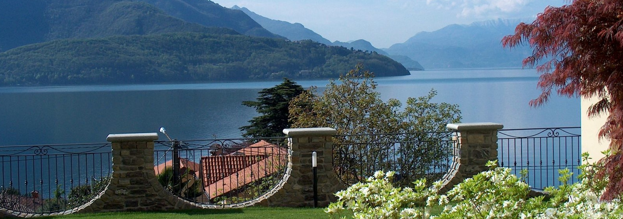 Lake Como Luxury Villa Domaso with Pool