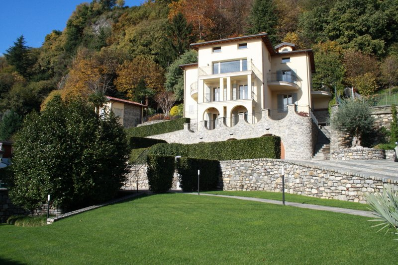 Lake Como Luxury Villa Domaso with Pool