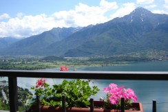 Lake Como Gera Lario Detached House Lake View