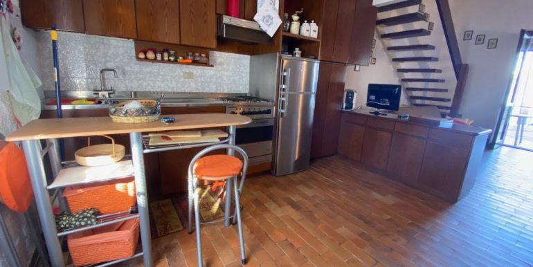 Bellagio Front Lake Villa with Garden  - kitchen