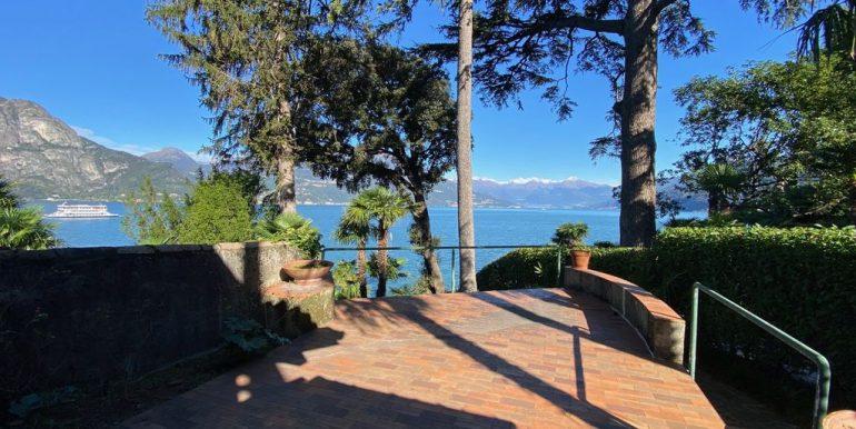 Bellagio Front Lake Villa with Garden  - terrace