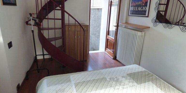 Lake Como Blevio House - bedroom