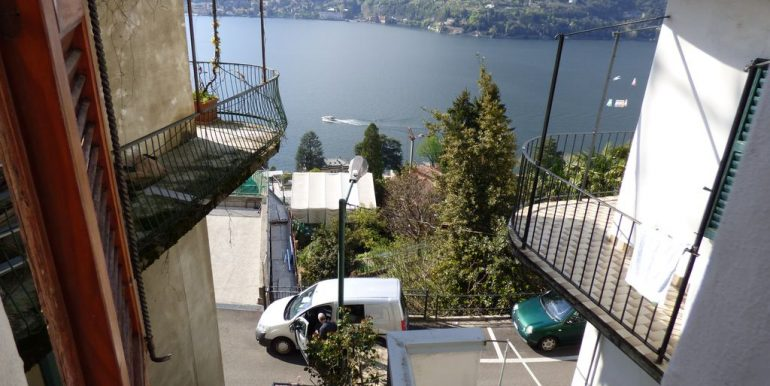 Lake Como Blevio House - terrace
