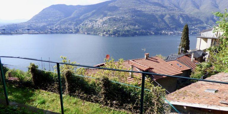 Lake Como Blevio House with terrace