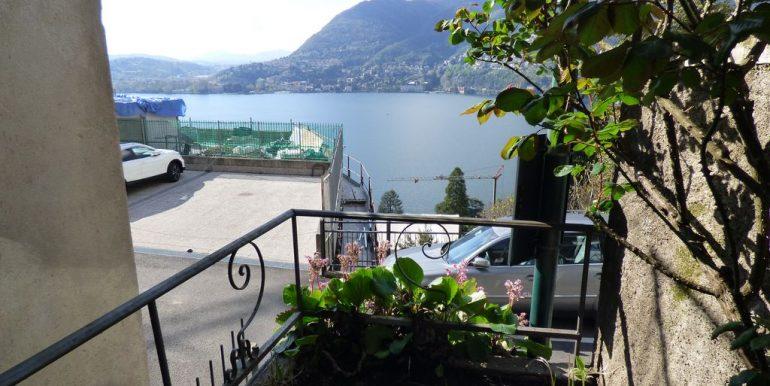 balcony - Lake view