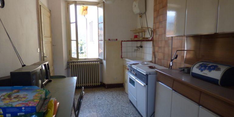 Period House Tremezzina - kitchen