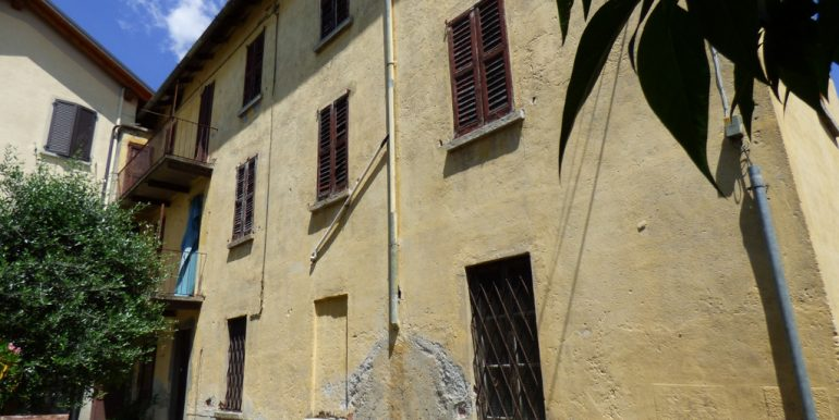 Period House Tremezzina with garden