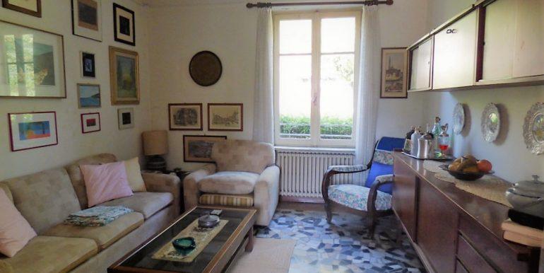 Lake Como - Living room