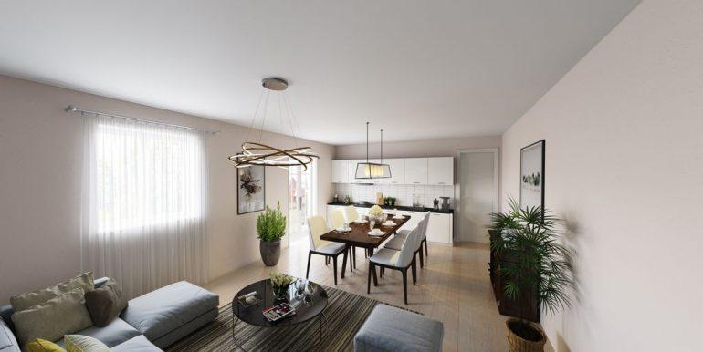 Gravedona ed Uniti House with Lake View - kitchen