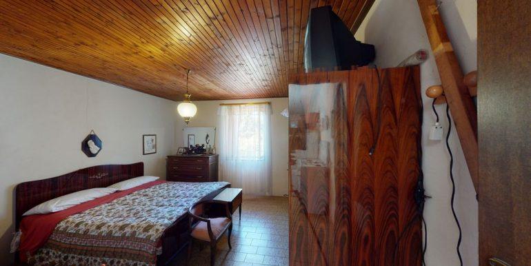 Gravedona ed Uniti House with Lake View - bedroom